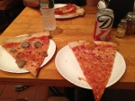 Sal & Carmine's Pizza slices