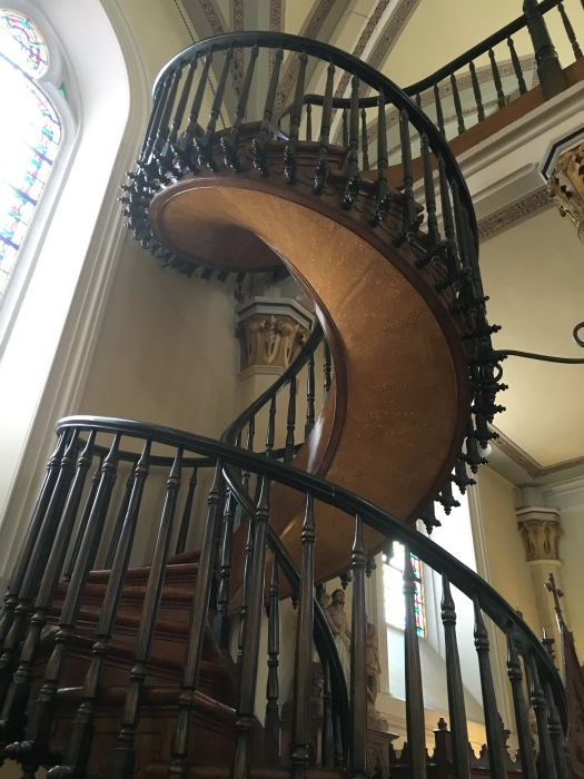 The Miraculous Staircase at Loretto Chapel